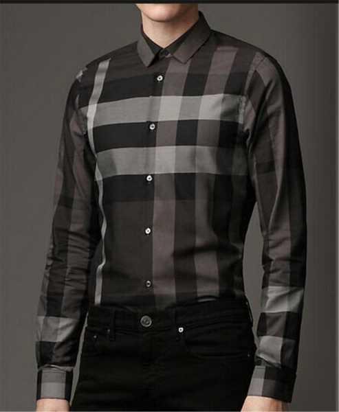 6bfd7f705cfe Chemise burberry femme. noir. 42 livraison. chemise burberry femme noire. Chemises  Burberry Homme Burberry Multicolore chemise à carreaux Burberry ...